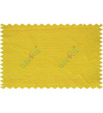 Yellow self texture thick sofa cotton fabric